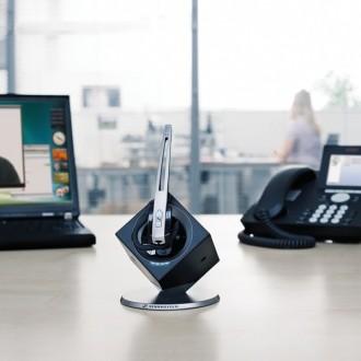 Casque sans fil Sennheiser DW 10 Phone Mono - Devis sur Techni-Contact.com - 5