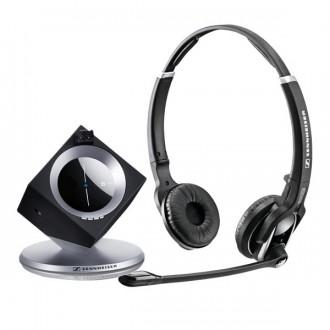 Casque sans fil Sennheiser DW 30 Phone Duo - Devis sur Techni-Contact.com - 1