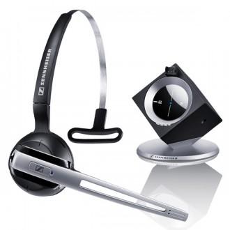 Casque sans fil Sennheiser DW Office UC Mono - Devis sur Techni-Contact.com - 1