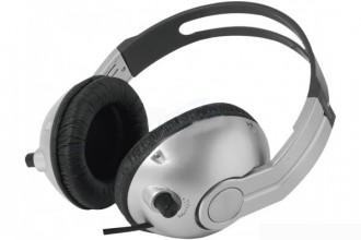 Casque stéréo avec volume sur chaque écouteur - Devis sur Techni-Contact.com - 1
