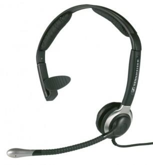 Casque téléphonique 1 écouteur confort Sennheiser - Devis sur Techni-Contact.com - 1