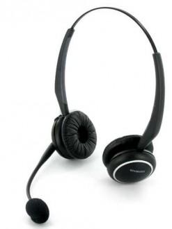 Casque téléphonique 2 écouteurs - Devis sur Techni-Contact.com - 1