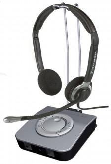 Casque téléphonique 2 écouteurs SH 350 - Devis sur Techni-Contact.com - 2