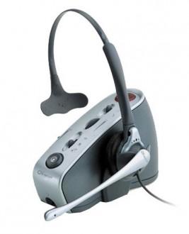 Casque téléphonique antibruit câble 1.5 mètre - Devis sur Techni-Contact.com - 1