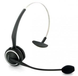 Casque téléphonique avec décrochage à distance - Devis sur Techni-Contact.com - 2