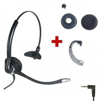 Casque téléphonique Cleyver HC10 - Devis sur Techni-Contact.com - 3