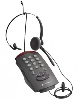 Casque téléphonique de bureau Plantronics T 10 - Devis sur Techni-Contact.com - 2