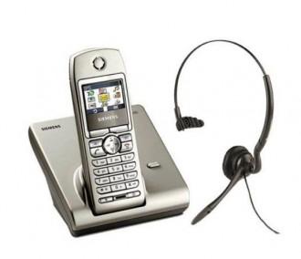 Casque téléphonique Duoset pour Dect Siemens - Devis sur Techni-Contact.com - 1
