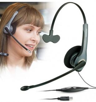 Casque téléphonique GN 2000 Mono Flex - Devis sur Techni-Contact.com - 2