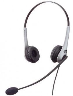 Casque téléphonique GN 2200 duo silver - Devis sur Techni-Contact.com - 2