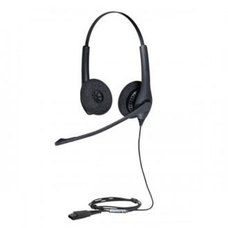 Casque téléphonique Jabra BIZ 1500 QD Duo - Devis sur Techni-Contact.com - 2