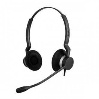 Casque téléphonique Jabra BIZ 2300 QD Duo - Devis sur Techni-Contact.com - 1