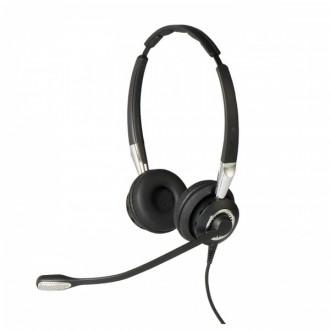 Casque téléphonique Jabra BIZ 2400 II QD Duo - Devis sur Techni-Contact.com - 1