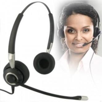 Casque téléphonique Jabra BIZ 2400 II QD Duo - Devis sur Techni-Contact.com - 2