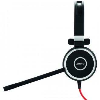 Casque téléphonique Jabra Evolve 40 JACK Duo - Devis sur Techni-Contact.com - 4