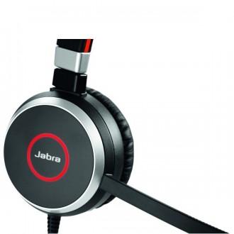 Casque téléphonique Jabra Evolve 40 JACK Mono - Devis sur Techni-Contact.com - 2