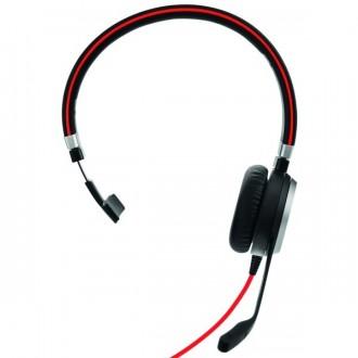 Casque téléphonique Jabra Evolve 40 JACK Mono - Devis sur Techni-Contact.com - 4
