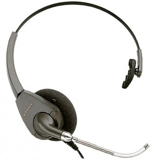 Casque téléphonique Mono - Devis sur Techni-Contact.com - 1