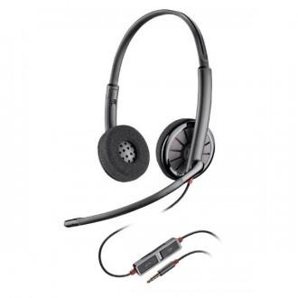 Casque téléphonique Plantronics Blackwire 225 - Devis sur Techni-Contact.com - 1