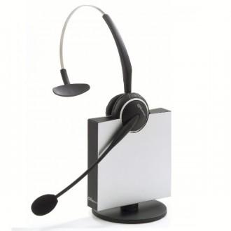 Casque téléphonique professionnel sans fil - Devis sur Techni-Contact.com - 1