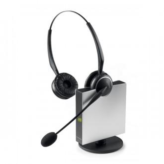 Casque téléphonique sans fil GN Netcom Jabra GN 9120 Flex Duo - Devis sur Techni-Contact.com - 1