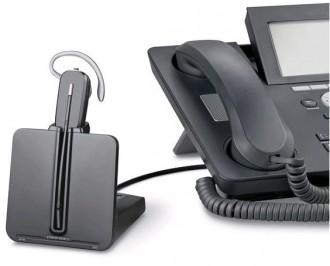 Casque téléphonique sans fil portée 120 m - Devis sur Techni-Contact.com - 3