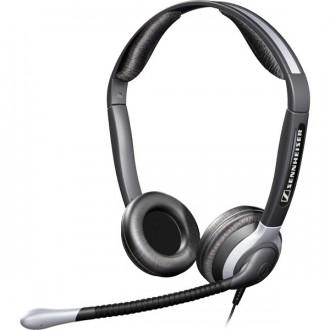 Casque téléphonique Sennheiser CC550 QD Duo - Devis sur Techni-Contact.com - 1