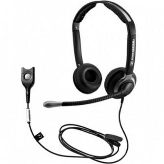 Casque téléphonique Sennheiser CC550 QD Duo - Devis sur Techni-Contact.com - 2