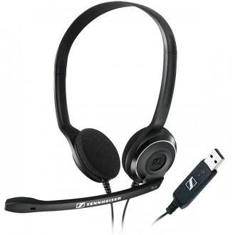 Casque téléphonique Sennheiser PC 8 USB - Devis sur Techni-Contact.com - 1