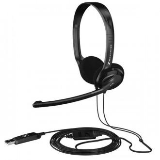 Casque téléphonique Sennheiser PC 8 USB - Devis sur Techni-Contact.com - 4