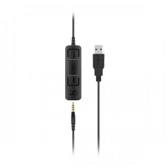 Casque téléphonique Sennheiser SC45 USB UC Mono - Devis sur Techni-Contact.com - 3