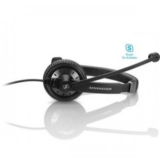 Casque téléphonique Sennheiser SC45 USB UC MS Mono - Devis sur Techni-Contact.com - 2