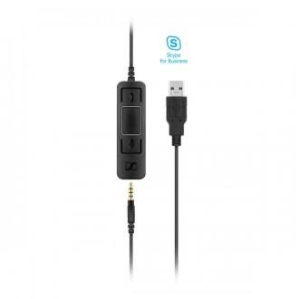 Casque téléphonique Sennheiser SC45 USB UC MS Mono - Devis sur Techni-Contact.com - 3