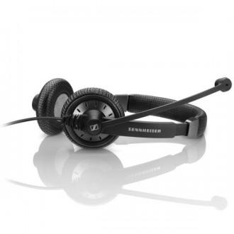 Casque téléphonique Sennheiser SC75 JACK Duo - Devis sur Techni-Contact.com - 2