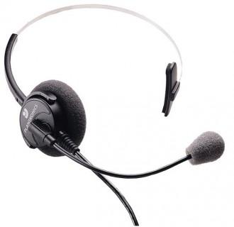 Casque téléphonique Supra Mono antibruit - Devis sur Techni-Contact.com - 1