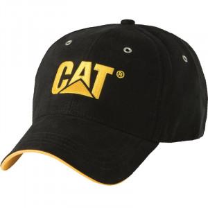Casquette noire Caterpillar - Devis sur Techni-Contact.com - 1