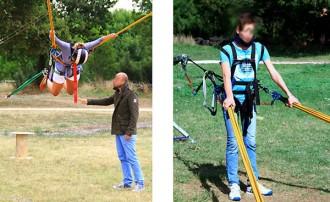 Catapulte humaine - Devis sur Techni-Contact.com - 2