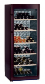 Cave à vin porte vitrée 173 bouteilles - Devis sur Techni-Contact.com - 1