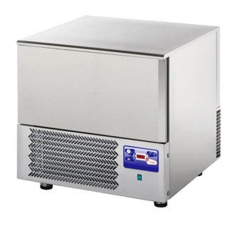 Cellule de refroidissement rapide 3 niveaux - Devis sur Techni-Contact.com - 1