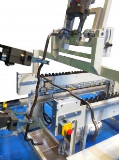 Cellule robotisée chargement déchargement industrielle - Devis sur Techni-Contact.com - 1