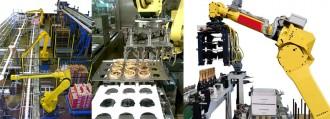 Cellule robotisée chargement déchargement industrielle - Devis sur Techni-Contact.com - 2