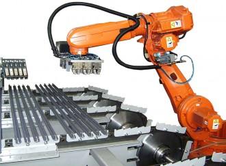 Cellule robotisée chargement déchargement industrielle - Devis sur Techni-Contact.com - 3