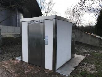 Cellule sanitaire PMR - Devis sur Techni-Contact.com - 1