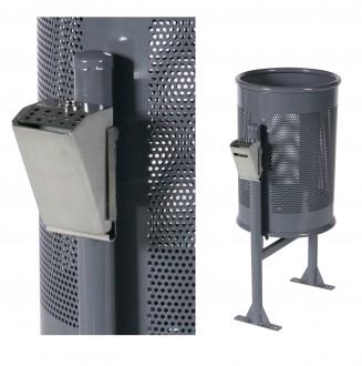 Cendrier d'extérieur en acier inoxydable - Devis sur Techni-Contact.com - 3