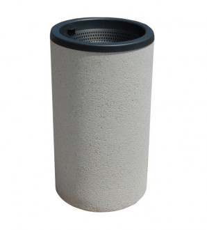 Cendrier d'extérieur en béton - Devis sur Techni-Contact.com - 1