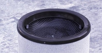 Cendrier d'extérieur en béton - Devis sur Techni-Contact.com - 2