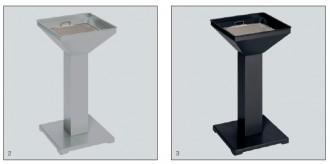 Cendrier design - Devis sur Techni-Contact.com - 2