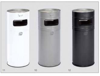 Cendrier poubelle extérieur - Devis sur Techni-Contact.com - 1