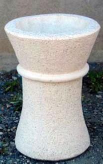 Cendrier public pierre - Devis sur Techni-Contact.com - 1