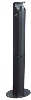 Cendrier sur pied 2,5L - Devis sur Techni-Contact.com - 10